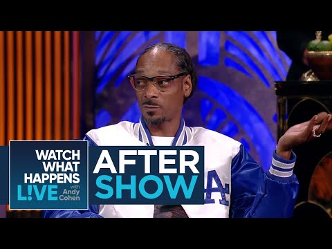 After Show: Snoop Dogg's Martha Stewart Story | WWHL