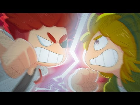 DIBUJANDO PERSONAJES DE MEMORIA ⭐ Batalla FOX vs SPRING