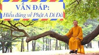 Vấn đáp: Hiểu đúng về Phật A Di Đà | Thích Nhật Từ