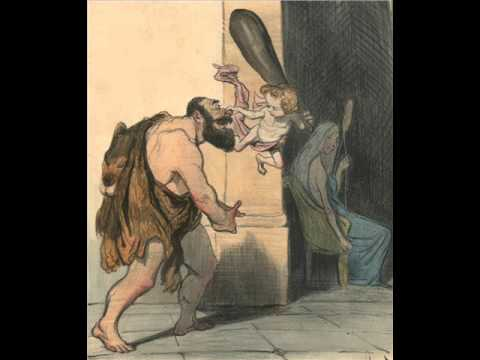 DAUMIER, JACQUES OFFENBACH AND THE ANCIENT GREEKS
