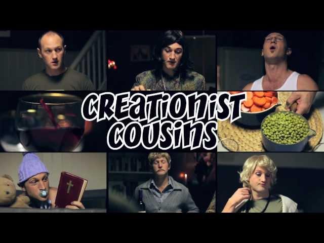 Creationist Cousins - Baba Brinkman - Rap Guide to Evolution Music Videos