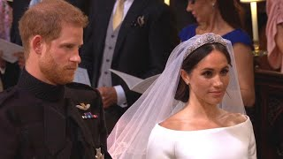 The Royal Wedding Moments You Didn't See on TV