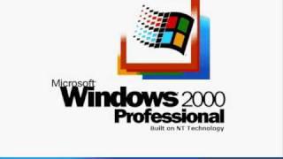 Microsoft Windows 2000 Startup Sound