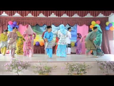 Joget Si Pinang Muda: Guru & Murid SK Taman Selasih 2013