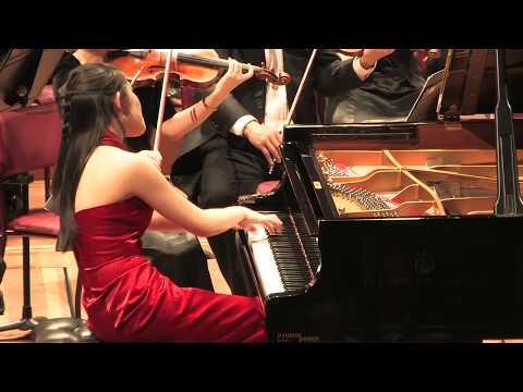 Prokofiev Piano Concerto 3, 3rd Mvt - Mélodie Zhao (16) & Shanghai Philharmonic