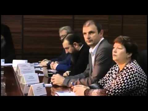 Круглый стол Церковь и власть - репортаж Кирилла Барышева