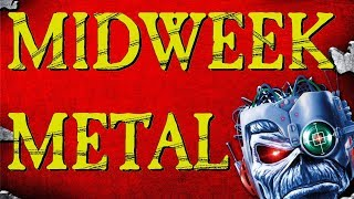 Midweek Metal Episode 143 - Iron Maiden, Motorhead's Bomber & Seal Clubbing