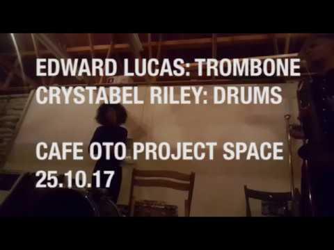Edward Lucas / Crystabel Riley 25.10.17