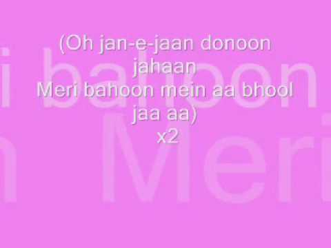 pehli nazar nein lyrics