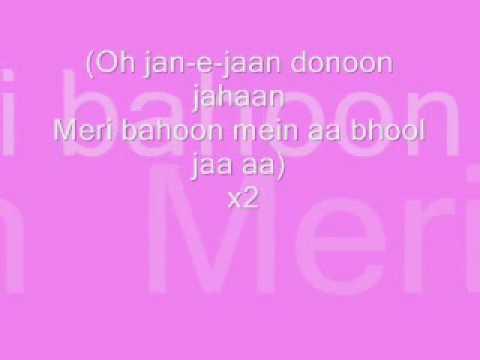 Pehli Nazar Nein Lyrics