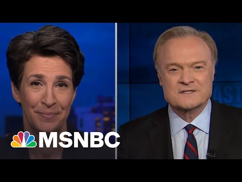 Lawrence On Parliamentarian Ruling: 'This Is Going To Be Fun To Watch' | The Last Word | MSNBC
