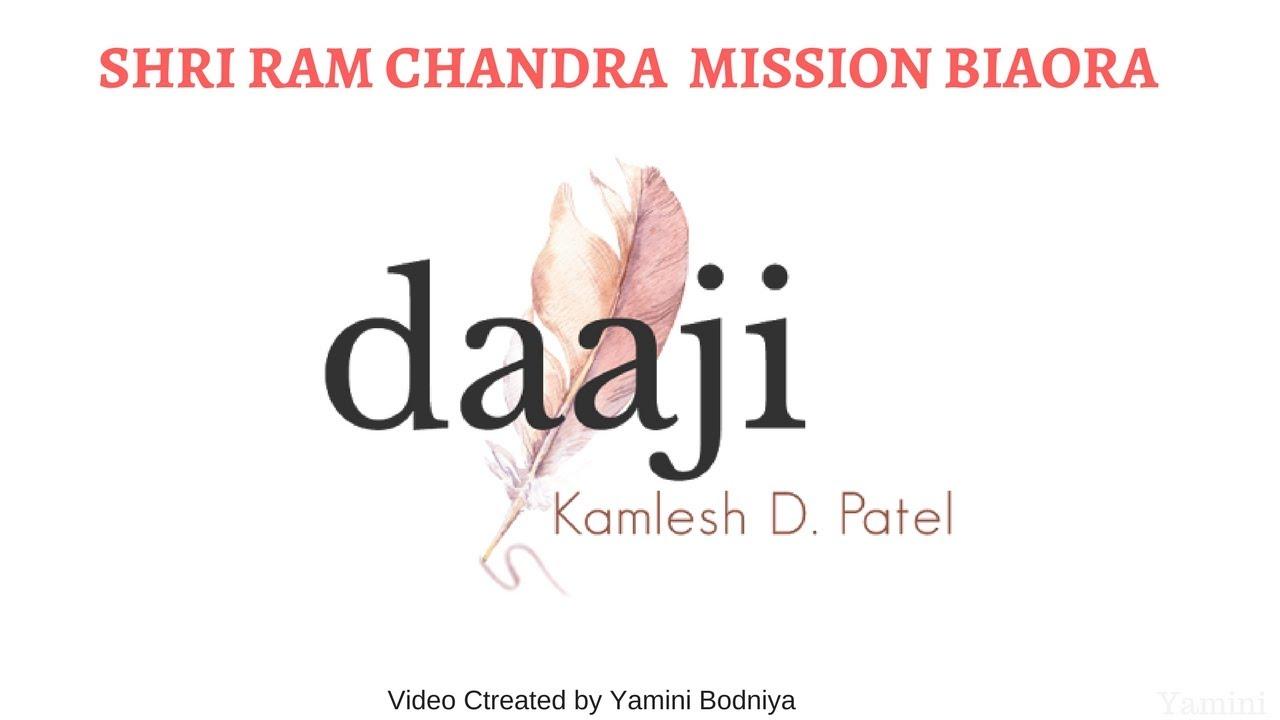 Ram D Quotes | Shri Ram Chandra Mission Biaora Daaji Quotes Youtube