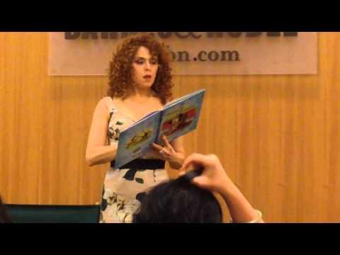 Bernadette Peters Book Signing (6/23/15)
