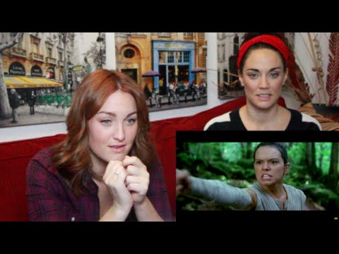 Star Wars: The Force Awakens Official Trailer #3 Reaction and Review