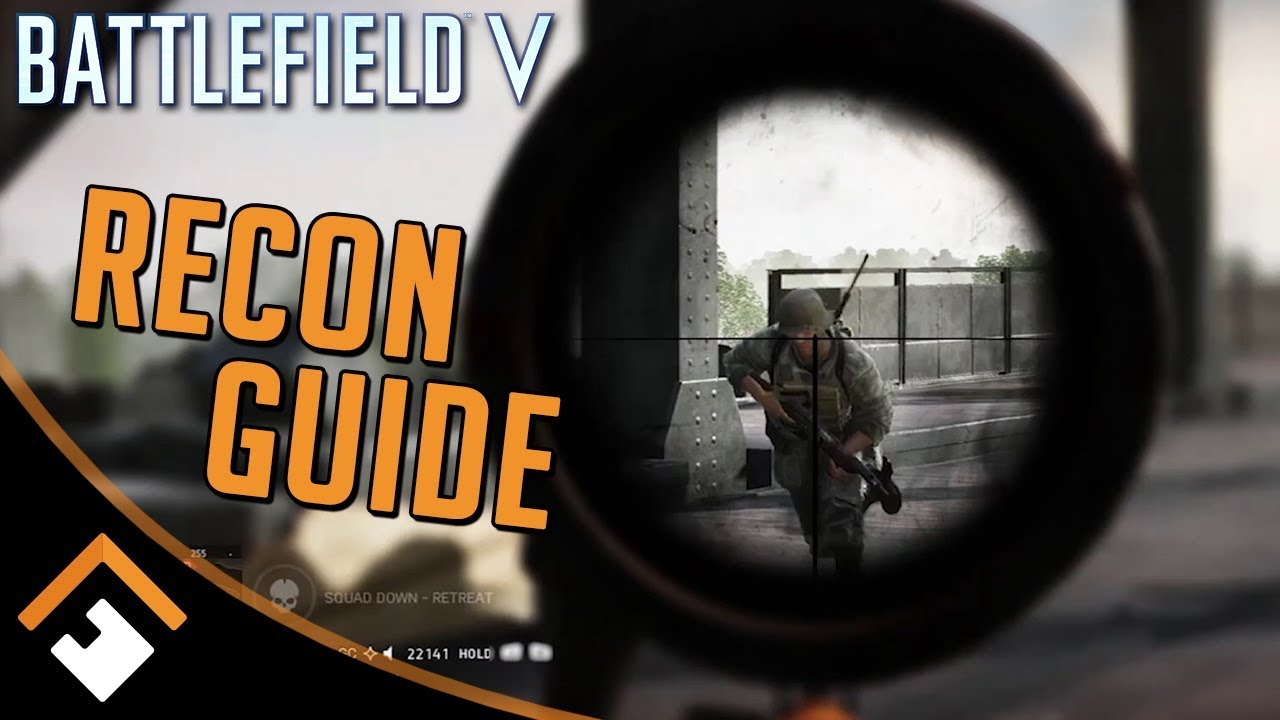 How to Play the Recon Class in Battlefield V
