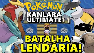 Pokemon Kanlara Ultimate (Detonado - Parte 17) - Celebi e a Batalha Lendária!