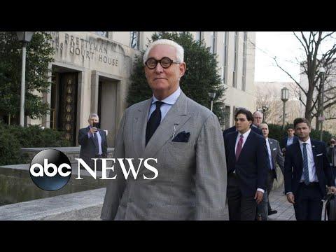 DOJ steps in on Roger Stone sentencing decision