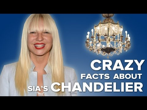 Crazy Facts About Sia's 'Chandelier'