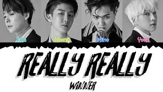 Winner REALLY REALLY Han Rom Eng.mp3