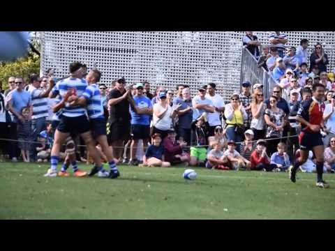 Nudgee College 1st XV 2015 (Official)