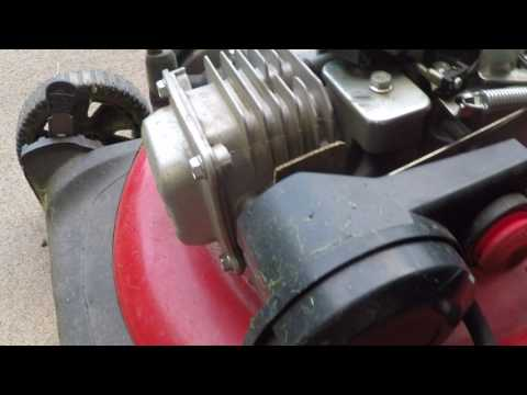 Lawn Mower Only Runs on Primer Pump – FIXED!