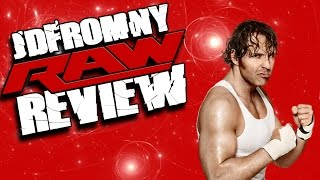 WWE Raw 9/29/14 Review | Hey Vince & Triple H...OPEN YOUR F*UCKING EYES!!!!