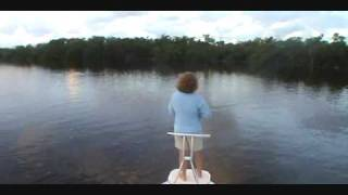 Fly Fishing For Baby Tarpon In The Florida Keys: Shrimp Hatch