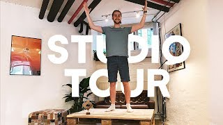 WE MOVED INTO A NEW STUDIO!