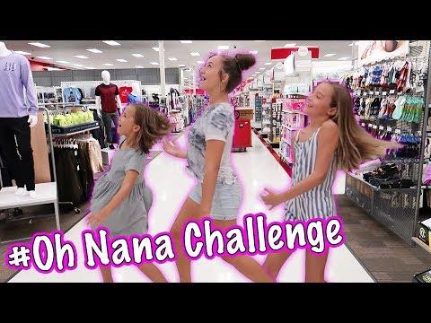 Oh Na Na Na TikTok Musically Challenge!