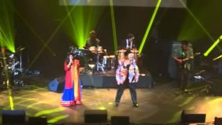 Kumar Sanu & Alka Yagnik LIVE in London 2014 - Part 23 of 23 - Ladki Badi Anjani Hai - KKHH