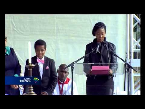 Vuyo Mbuli's children pay tribute to their dad