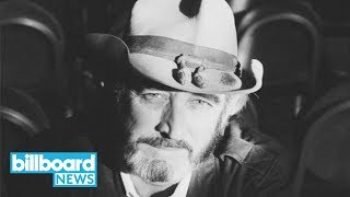 Country Star Don Williams Dead at 78 | Billboard News