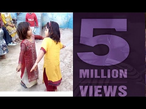 Little Girls Dancing From Bannu Pakistan Funny Perfect Dancing