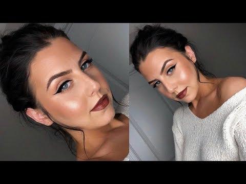 Soft Fall Makeup Tutorial thumbnail