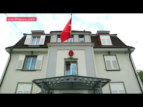 SWITZERLAND PROBES TURKISH DIPLOMATS'S ATTEMPT TO KIDNAP BUSINESSMAN