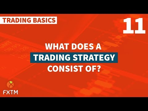 11 What does a Trading Strategy consist of? - FXTM Trading Basics