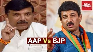 AAP Says Delhi Police Reports To Modi Govt; Political War After PM Modi's Niece Robbed In Delhi