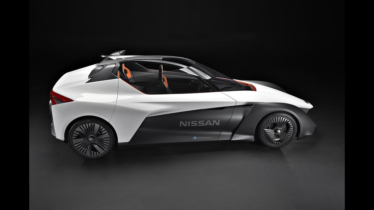2017 New Cars Coming Out Nissan Bladeglider Concept