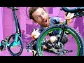 """WHAT ARE THOSE?? Riding Seth's Crazy """"Bikes"""" and Bike Shop B.S.'in 