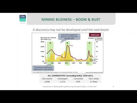 2. Mining Strategy - Reducing Mining Risks