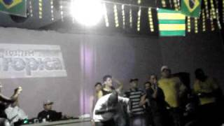 mc cidinho e andrezinho shock na twister - é so vitoria , agradecimentos , abraçados no palco