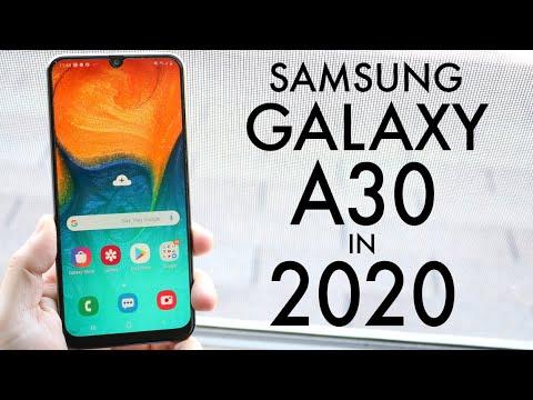 Samsung Galaxy A30 In 2020! (Still Worth It?) (Review)