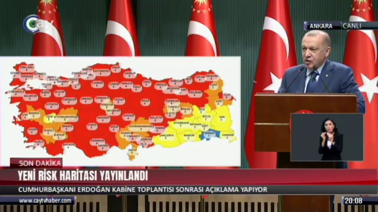 Son Dakika... Cumhurbaşkanı Recep Tayyip Erdoğan toplantı sonrası açıklama yapıyor  - 29.03.2021