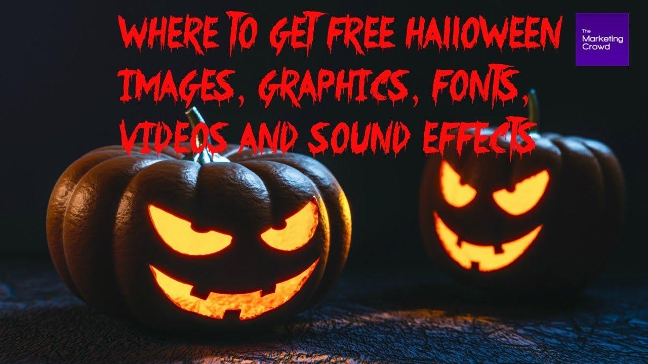 free halloween sound effects # 6