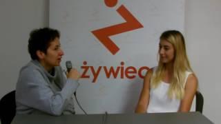 Wywiad z Sylwią Zyzańską