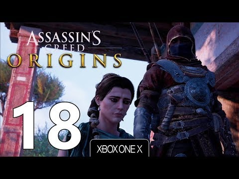 ASSASSIN'S CREED ORIGINS FR #18 (Xbox One X)