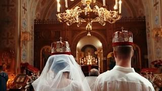 Венчание в Крыму в Форосском храме