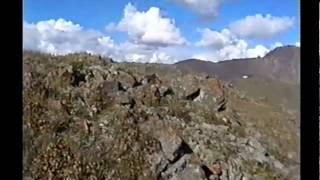 Перевал Тоо-Ашуу. Старая дорога через Киргизский хребет.