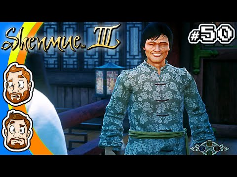 Shenmue III - PART 50: This Economy Can't Last | CHAD & RUSS |