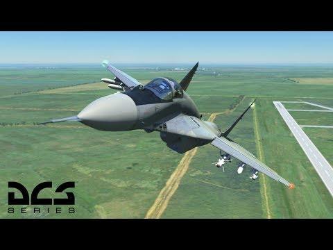 DCS World I MiG-29S ► Luftkampf mit der MiG-29S [Deutsch/HD]